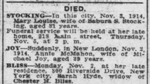 Norwich Bulletin 19141104 11a