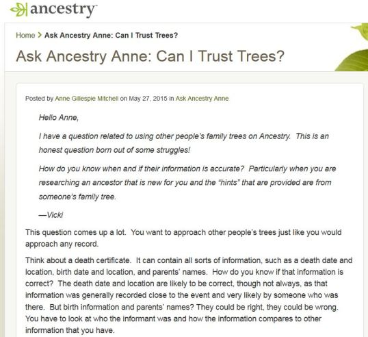 Ask Anne